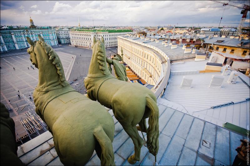 St. Petersburg: General Staff Building 13
