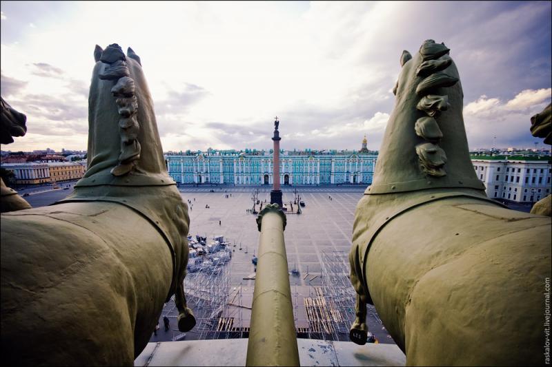 St. Petersburg: General Staff Building 14