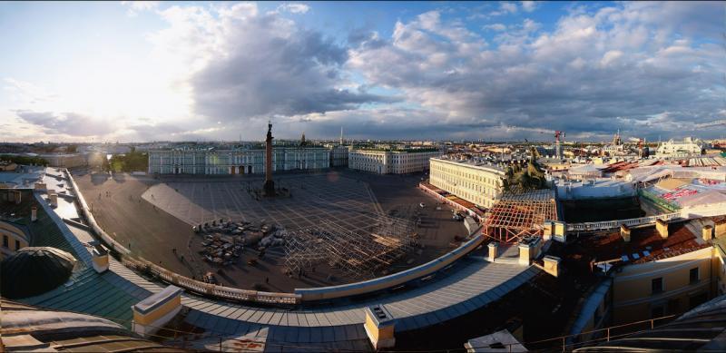 St. Petersburg: General Staff Building 18