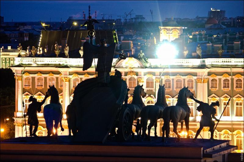 St. Petersburg: General Staff Building 19