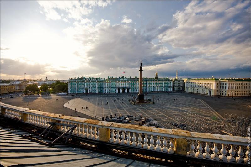 St. Petersburg: General Staff Building 5