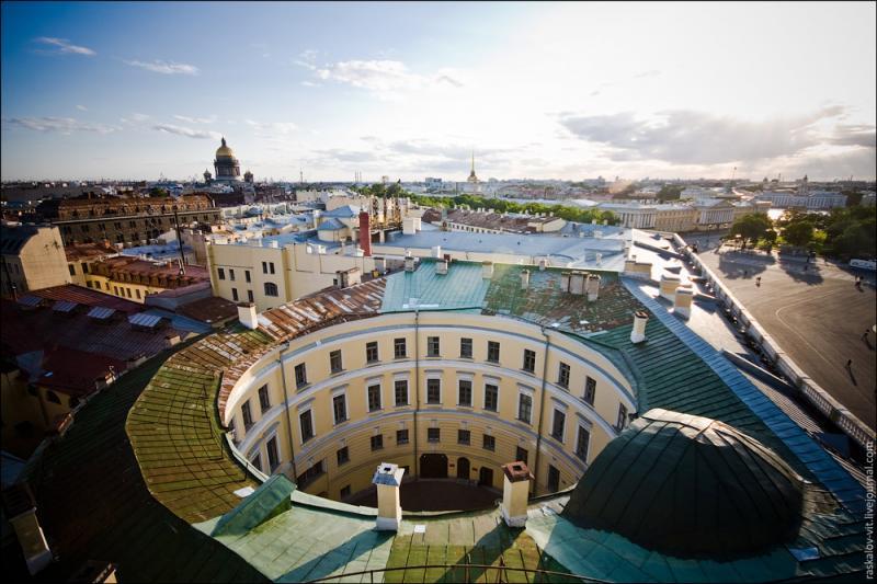 St. Petersburg: General Staff Building 7