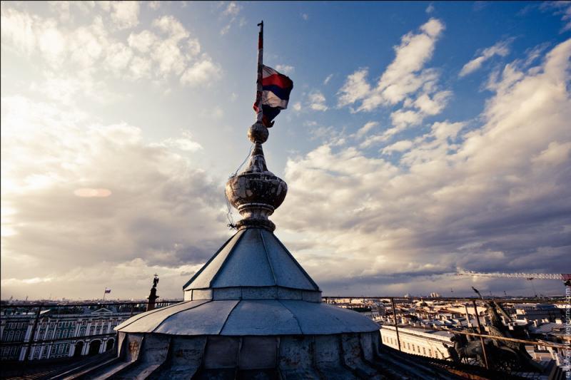 St. Petersburg: General Staff Building 8