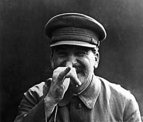 Stalin - Clown?