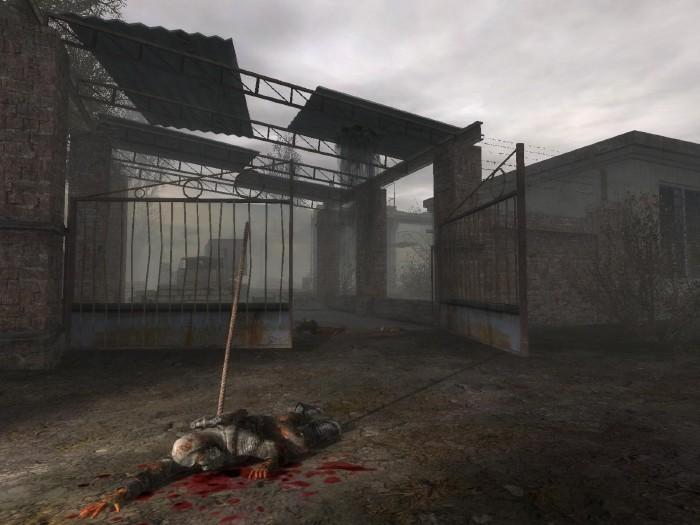 Chernobyl Computer Game