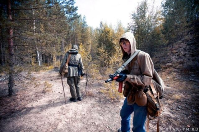 Russian stalker game 37