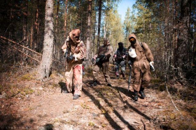 Russian stalker game 55