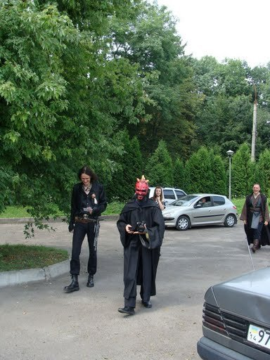 Russian star wars wedding 11