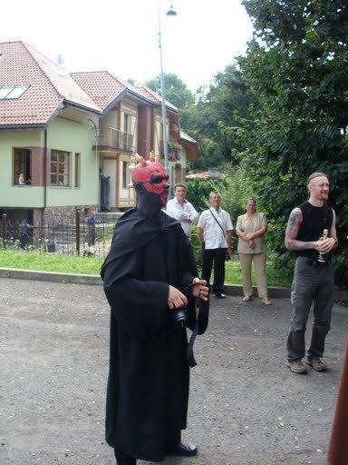 Russian star wars wedding 12
