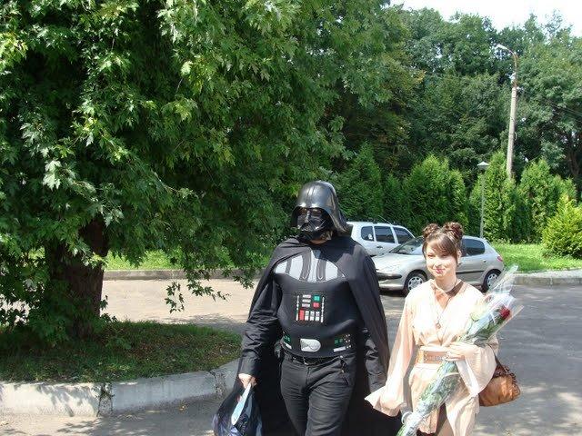 Russian star wars wedding 14