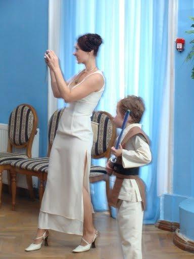 Russian star wars wedding 21