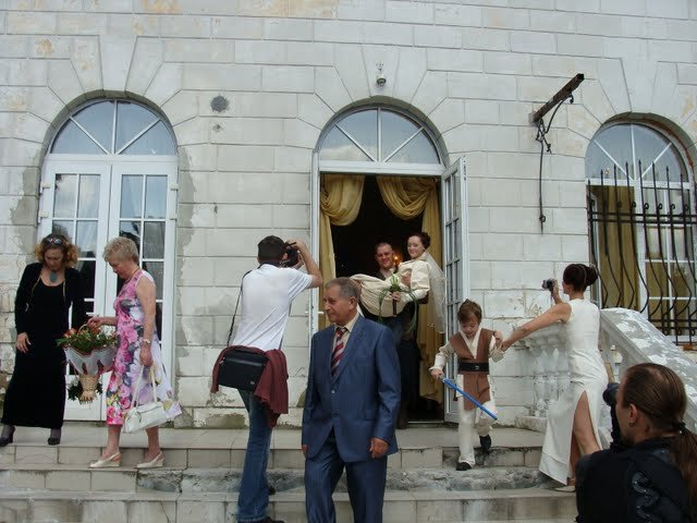 Russian star wars wedding 23