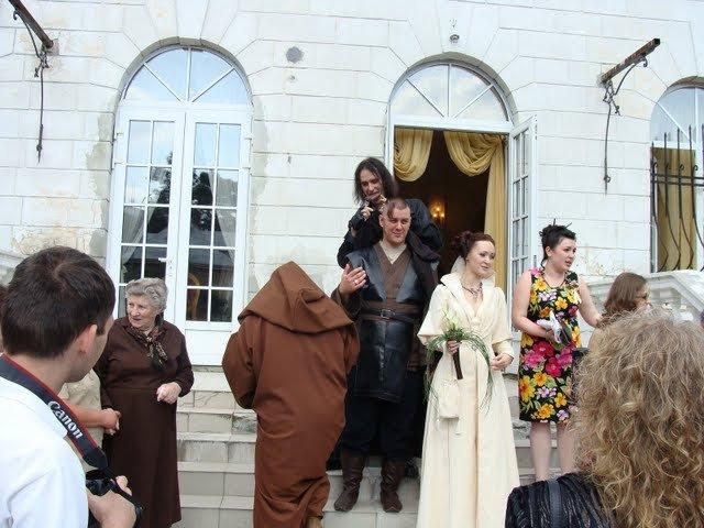 Russian star wars wedding 28
