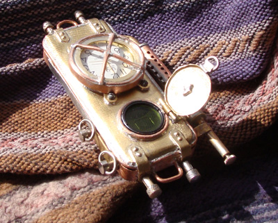 Russian steam punk phone 2