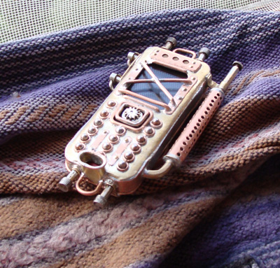 Russian steam punk phone 3