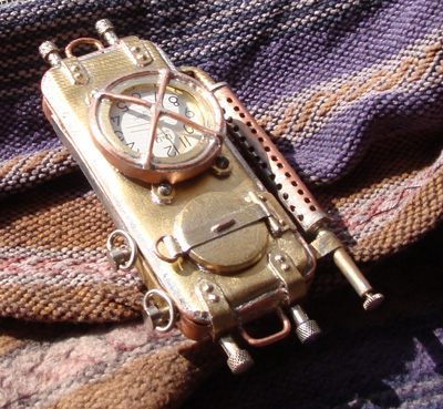 Russian steam punk phone 4