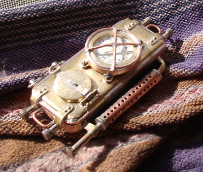 Russian steam punk phone 8