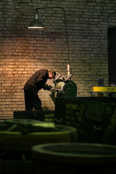 Russian steel factory 3