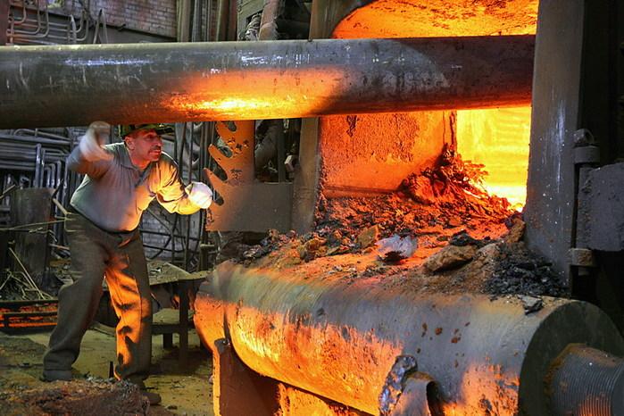 Russian steel factory 4