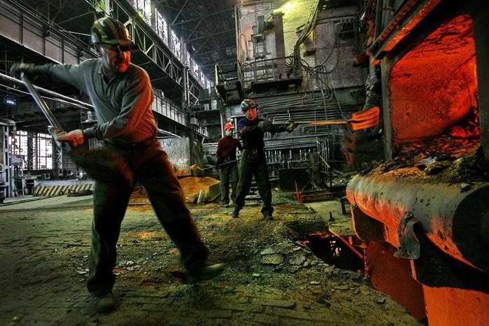 Russian steel factory 5