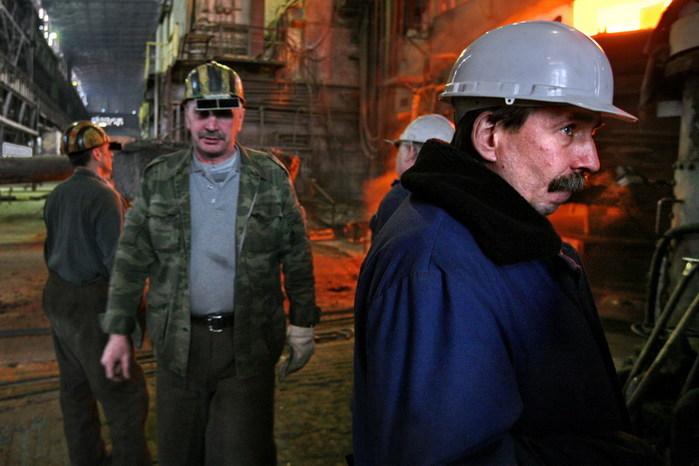 Russian steel factory 6