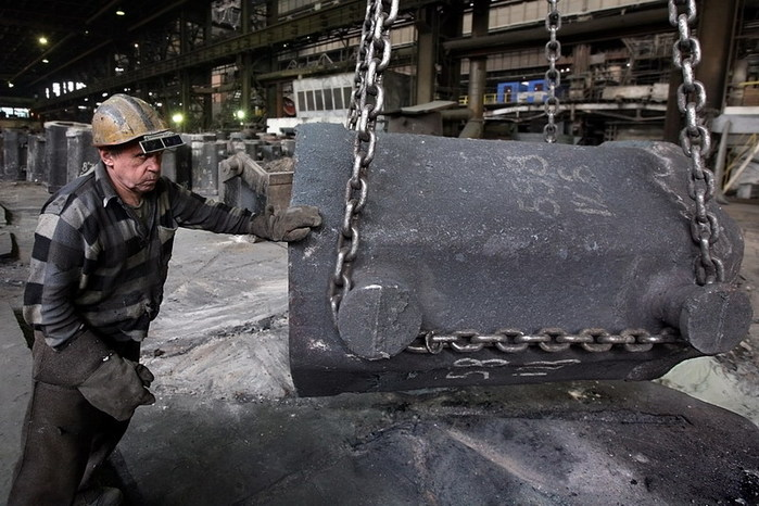 Russian steel factory 7
