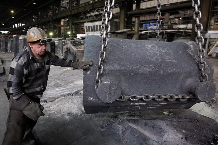 Russian steel factory 7