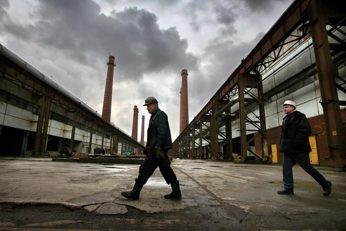 Russian steel factory 8
