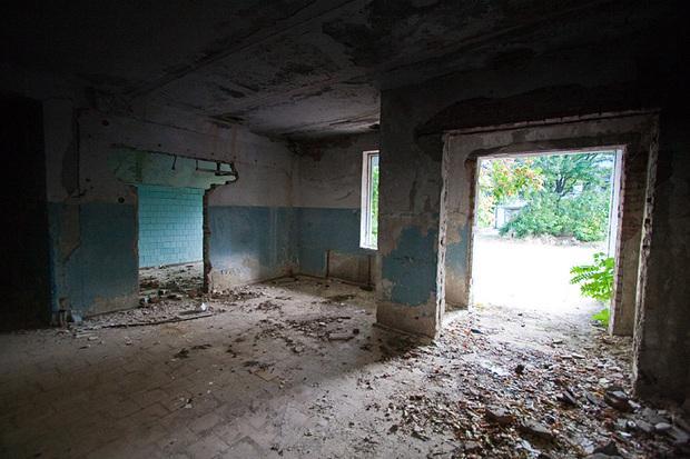A Ghost City Stepnogorsk