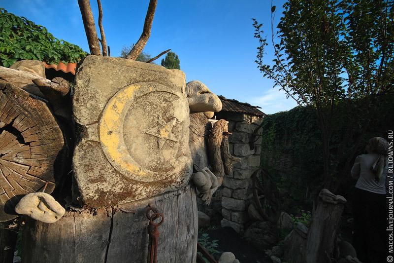 Stone Gatherer 6