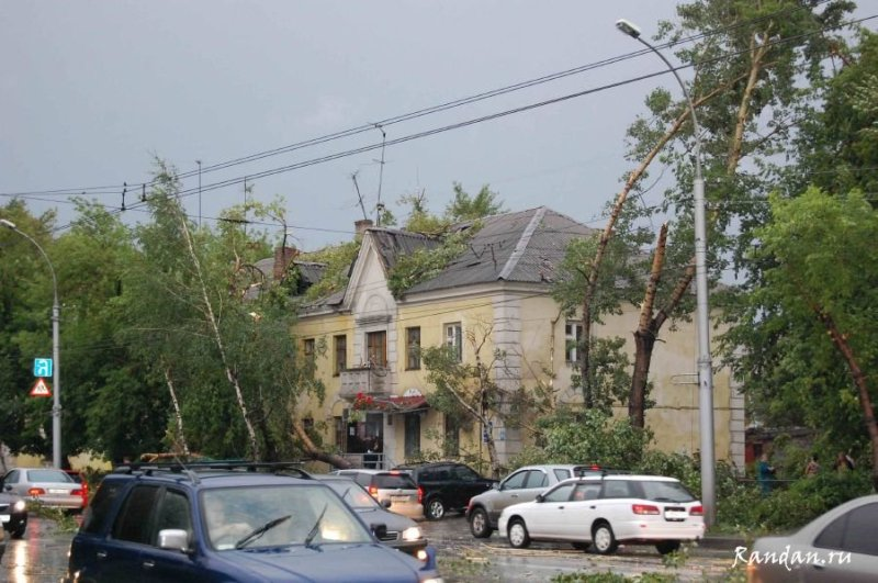 Russian storm and hurricane 3