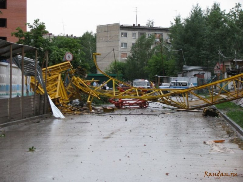 Russian storm and hurricane 7