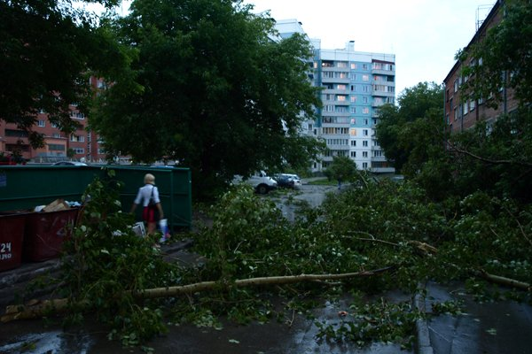 Russian storm and hurricane 26