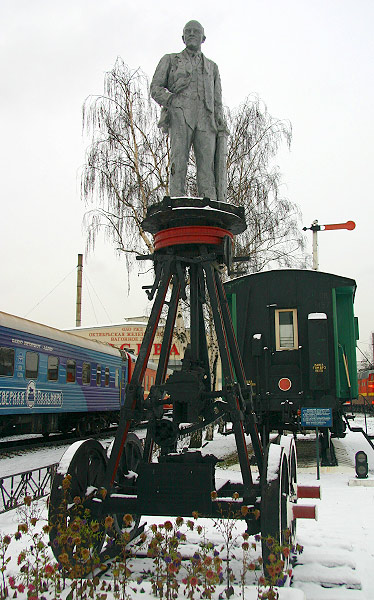 strange monuments in Moscow, Russia 6