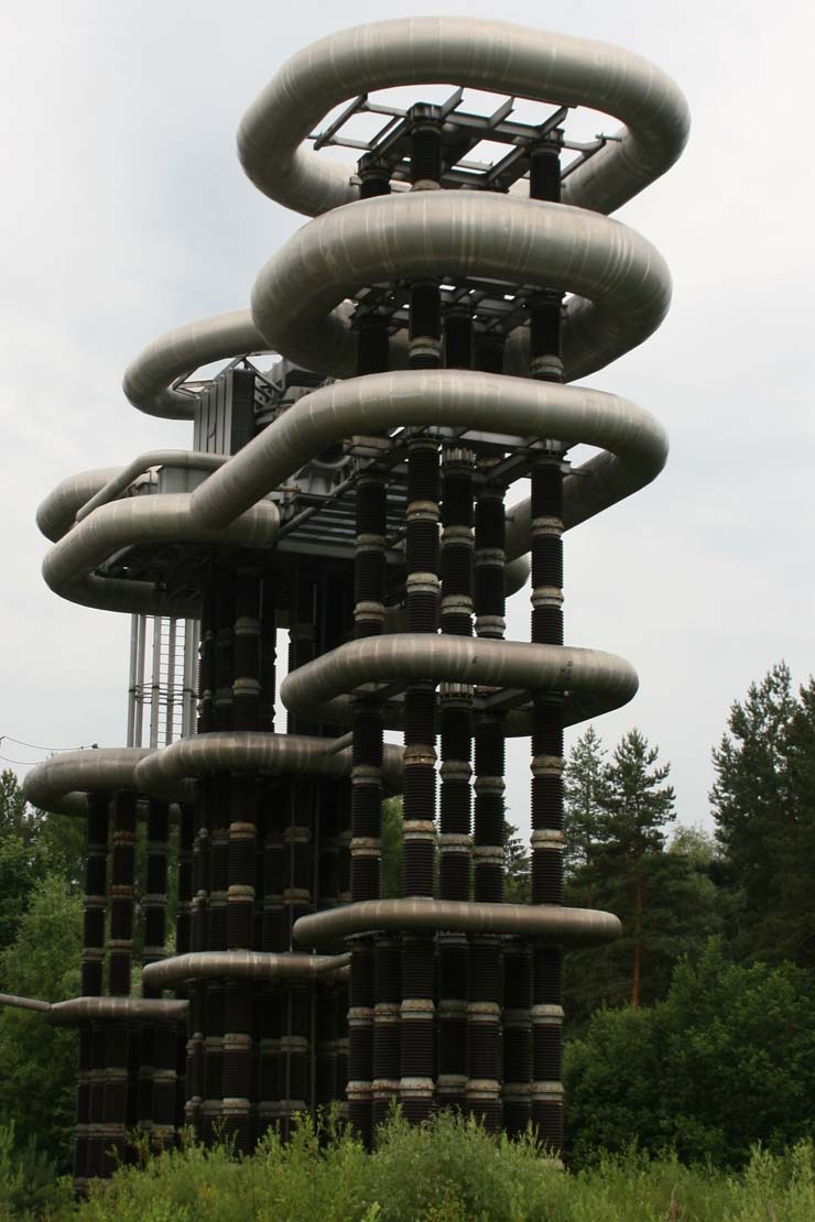 Strange structure in Russian forest 3