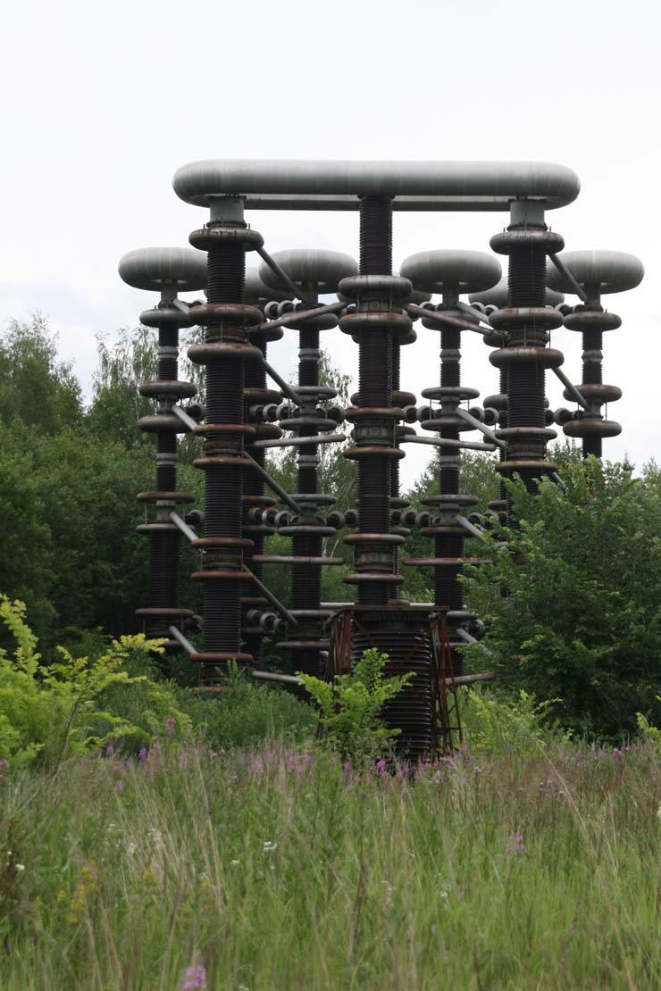Strange structure in Russian forest 4