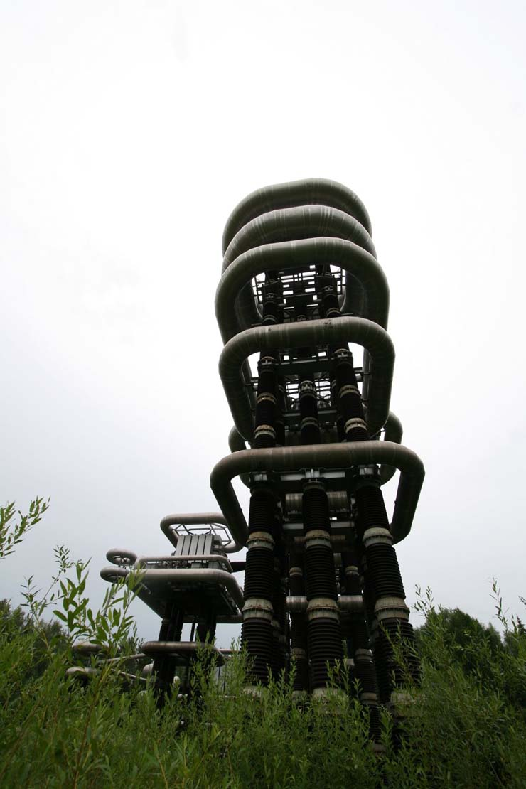 Strange structure in Russian forest 7