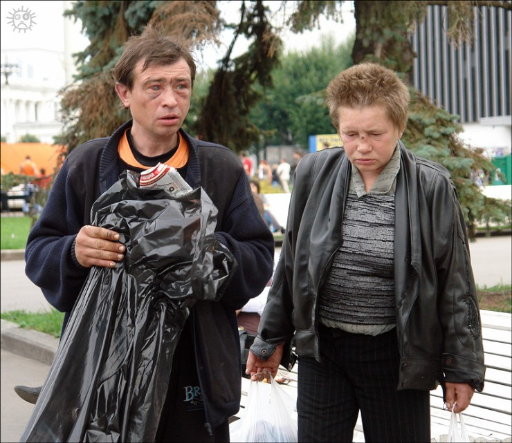 Photo from the streets of Moscow 12