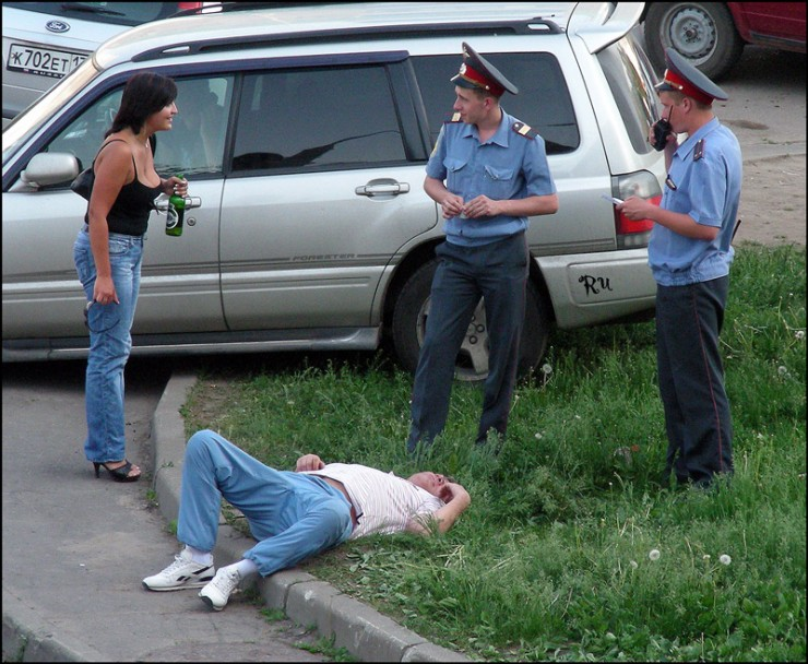 Photo from the streets of Moscow 16