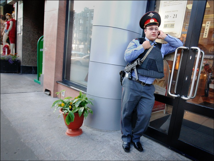 Photo from the streets of Moscow 9