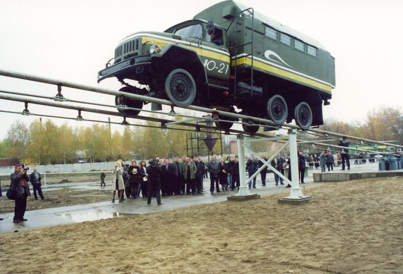 Russian string transport 2