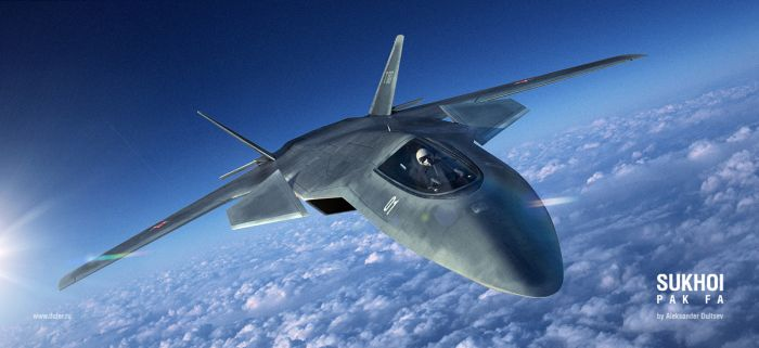 Russian stealth plane 2