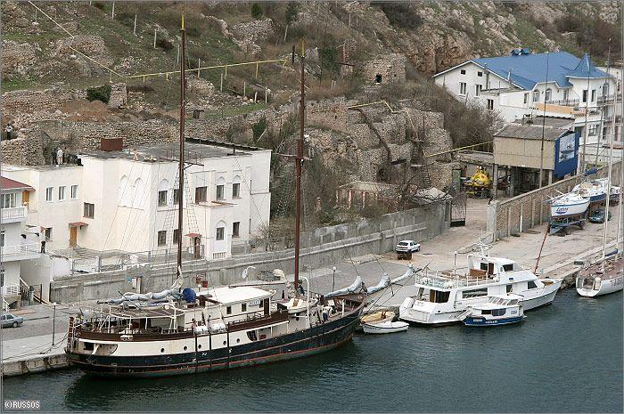 Russian Underground Submarine Base and Dock 8