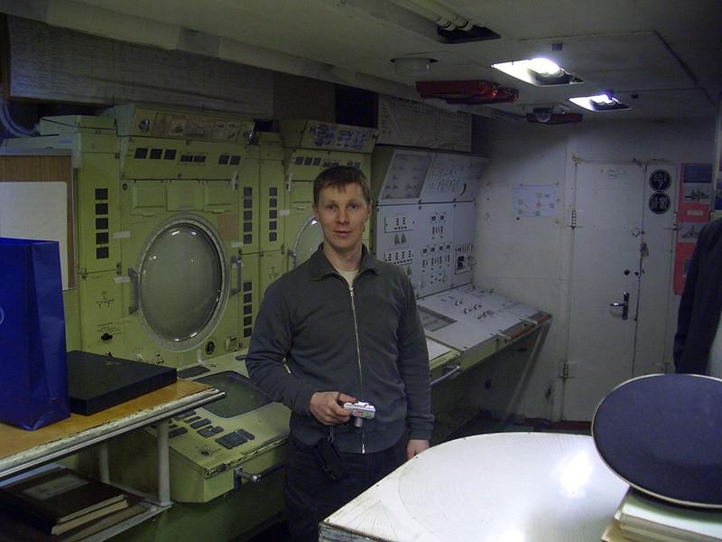 World's Biggest Submarine - Russian Submarine Typhoon 39