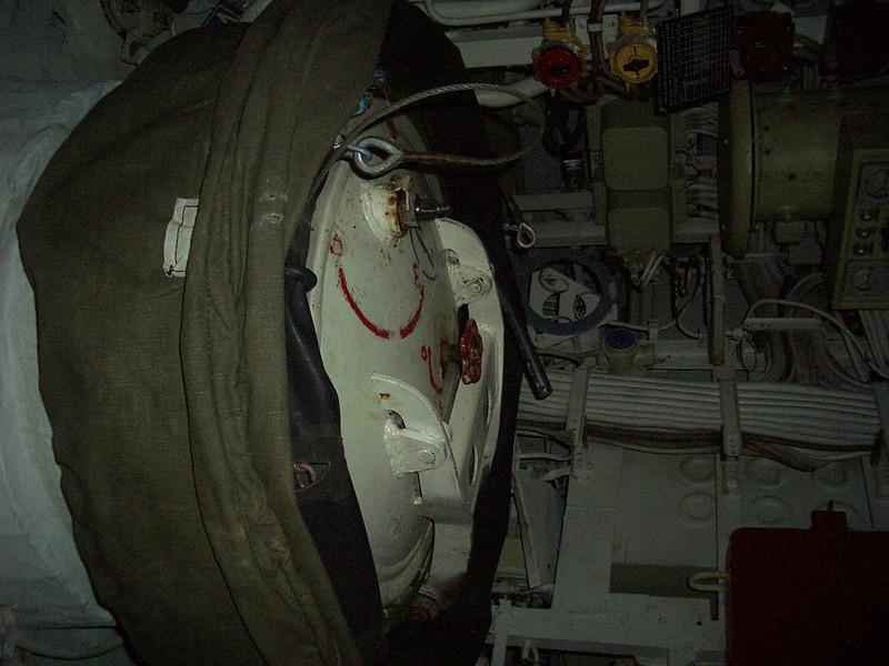 World's Biggest Submarine - Russian Submarine Typhoon 55