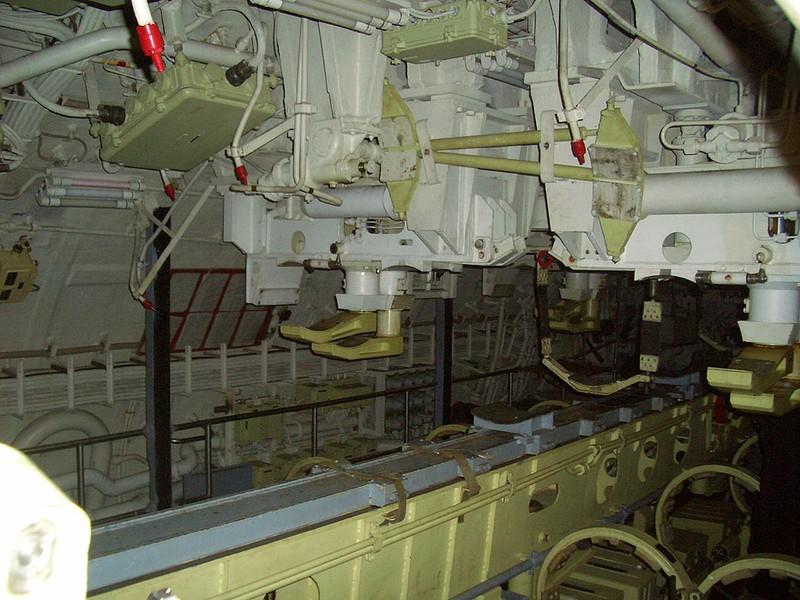 World's Biggest Submarine - Russian Submarine Typhoon 78