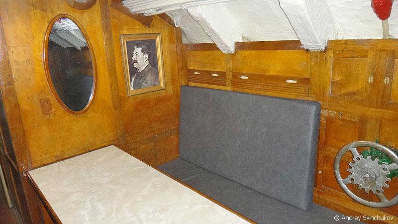 Submarine Vladivostok Inside 11