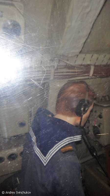 Submarine Vladivostok Inside 12