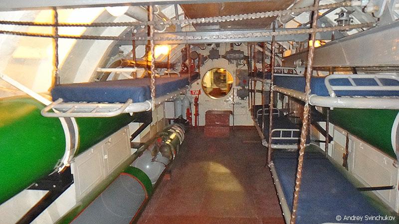 Submarine Vladivostok Inside 15