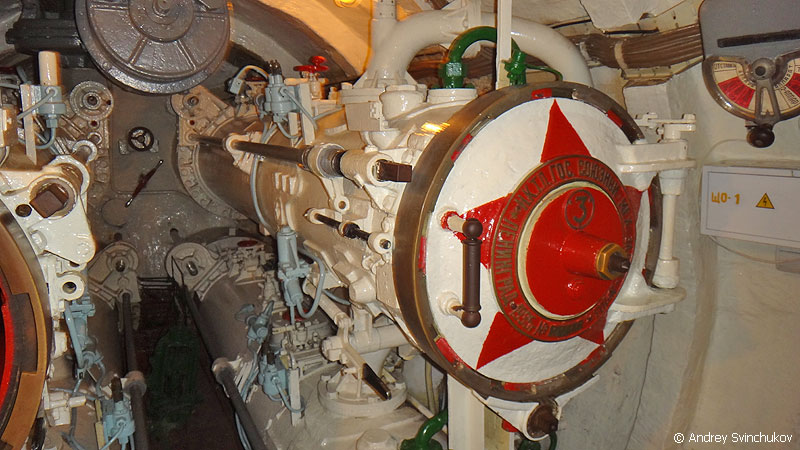 Submarine Vladivostok Inside 16